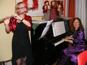 Kerstconcert 18-12-2012 met Anja van der Ploeg