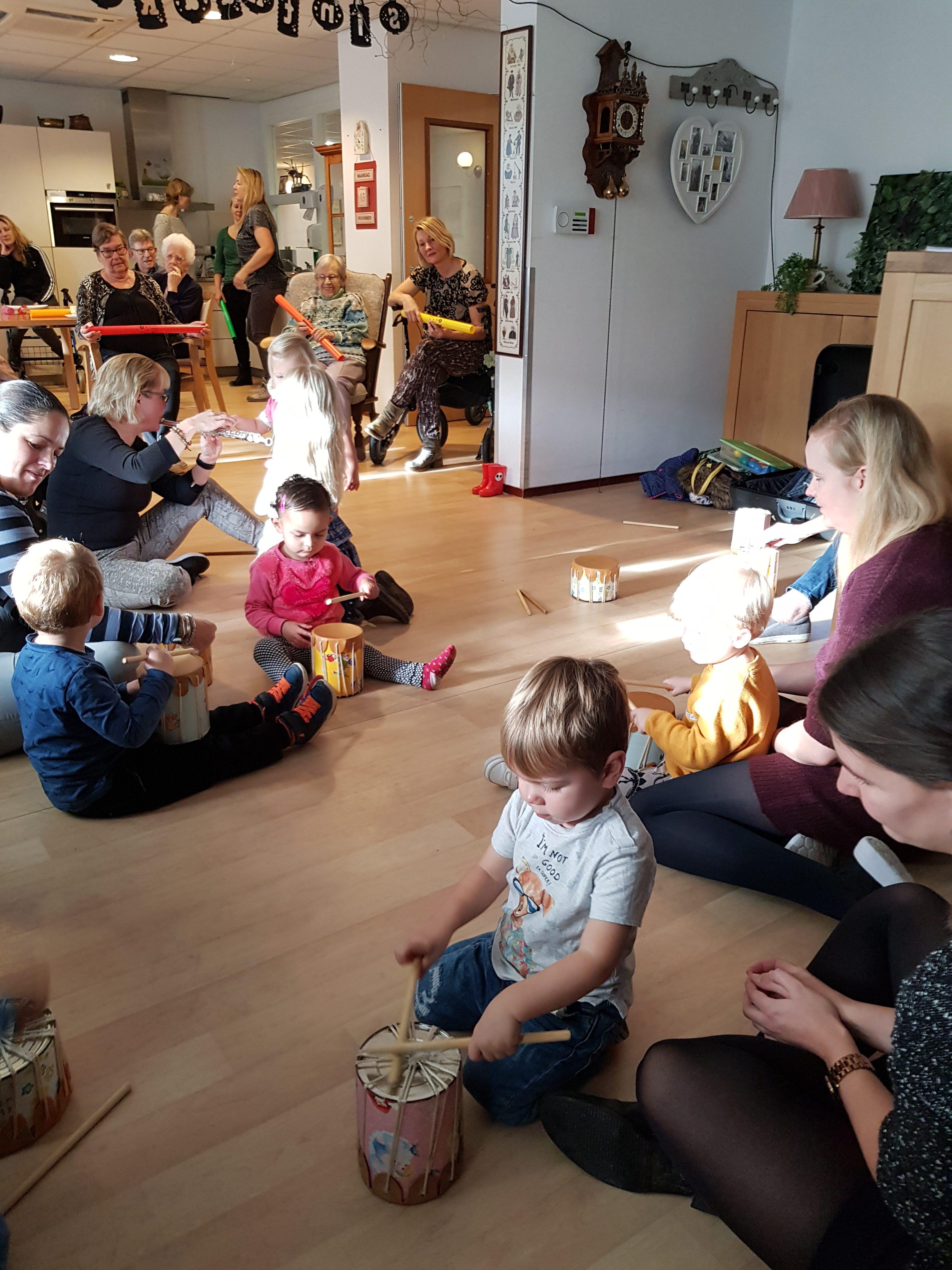 Favoriete Dreumes en Peuter en muziek | Fluiten met Njola @DM02